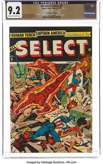 All Select Comics #8