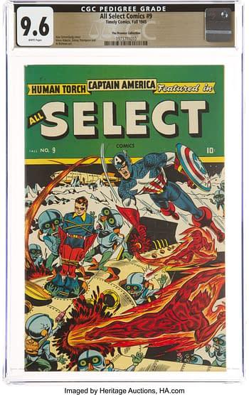 All Select Comics #9