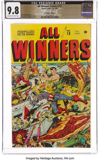 All Winners Comics #13