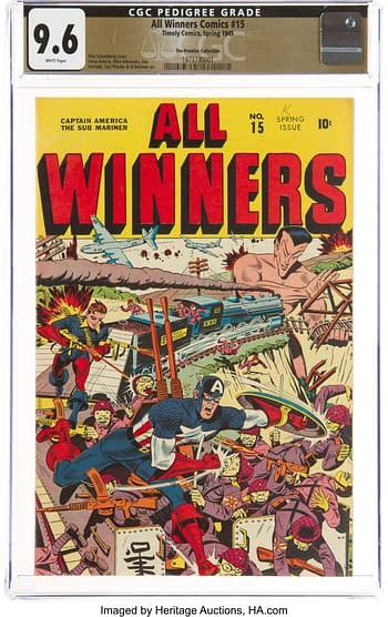 All Winners Comics #15