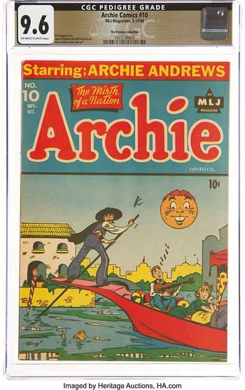 Archie Comics #10