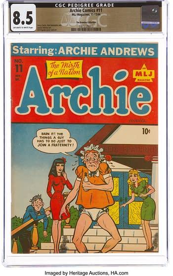 Archie Comics #11