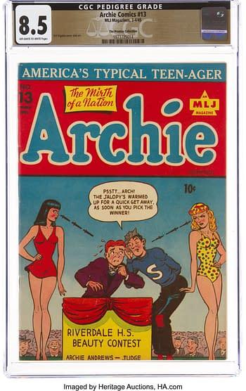 Archie Comics #13
