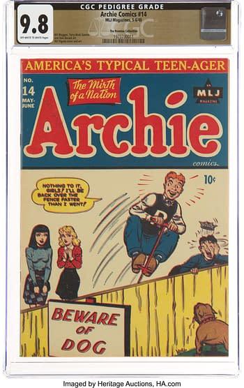 Archie Comics #14
