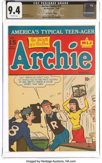 Archie Comics #15