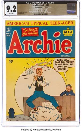 Archie Comics #16