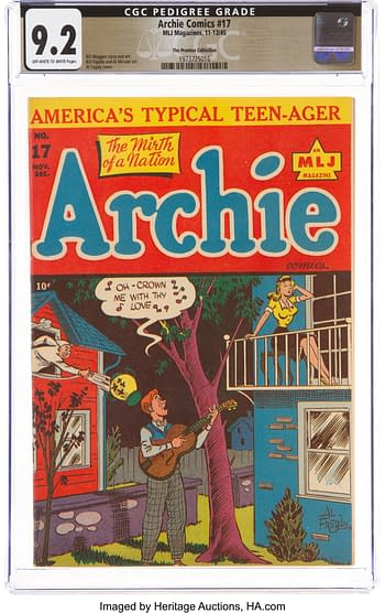Archie Comics #17
