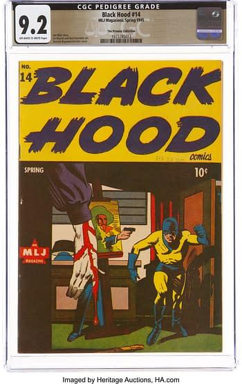 Black Hood #14