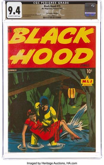 Black Hood #15