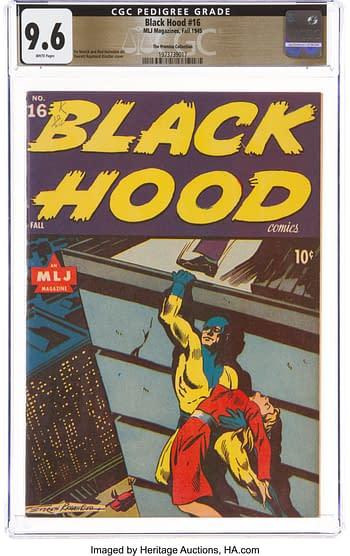 Black Hood #16
