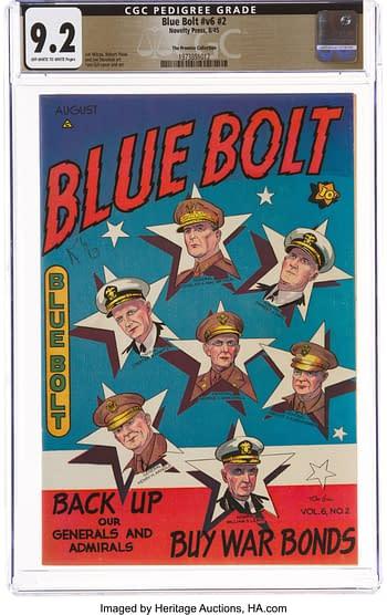 Blue Bolt V6#2