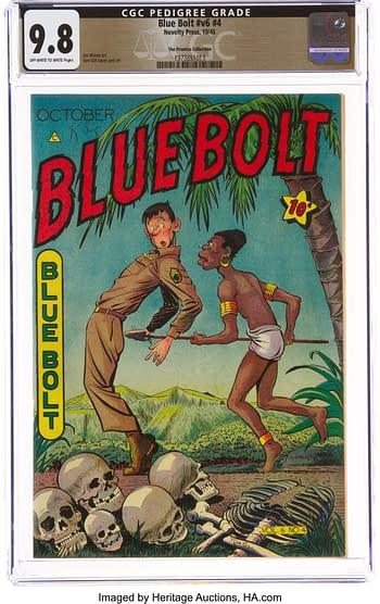 Blue Bolt V6#4