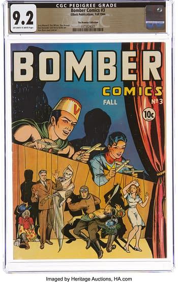 Bomber Comics #3
