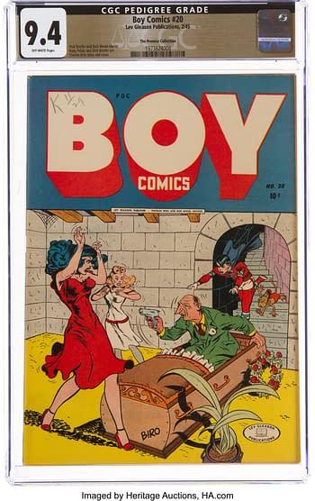 Boy Comics #20