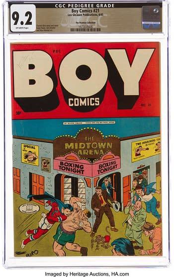 Boy Comics #21