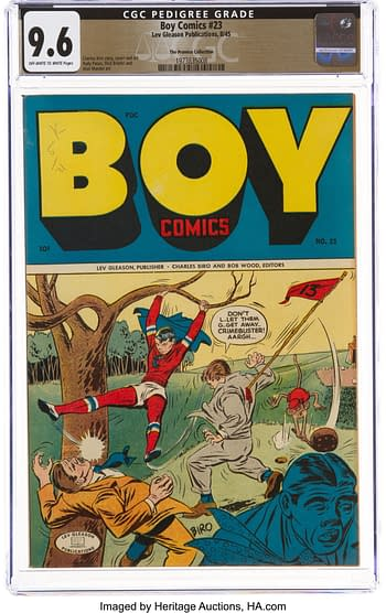 Boy Comics #23
