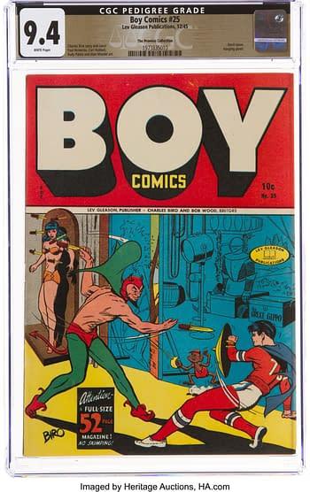 Boy Comics #25