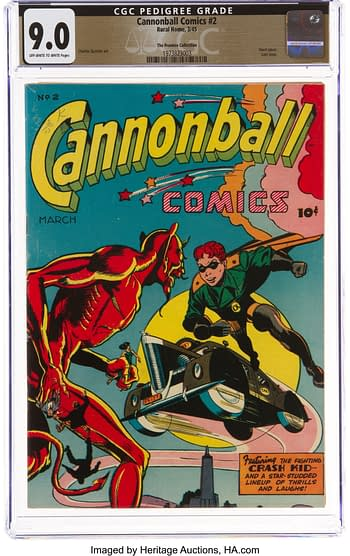 Cannonball Comics #2