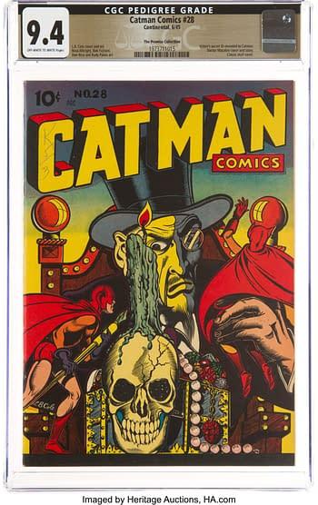 Cat-Man Comics #28