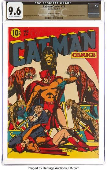 Cat-Man Comics #29