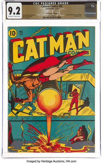 Cat-Man Comics #30