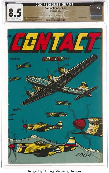 Contact Comics #5