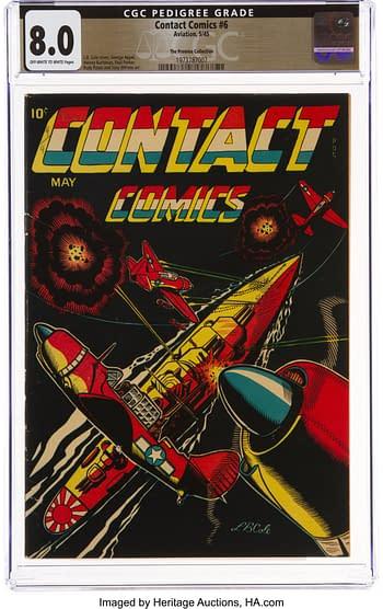 Contact Comics #6