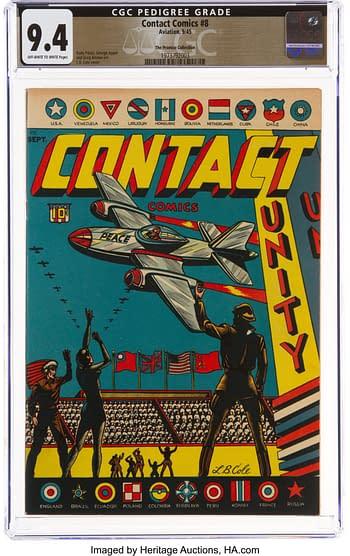 Contact Comics #8