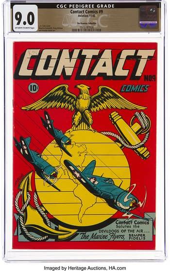 Contace Comics #9