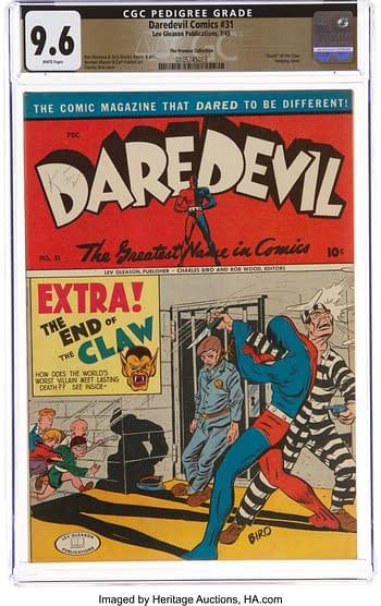 Daredevil Comics #31