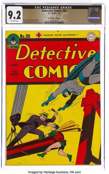 Detective Comics #98