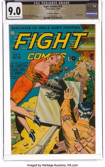 Fight Comics #34