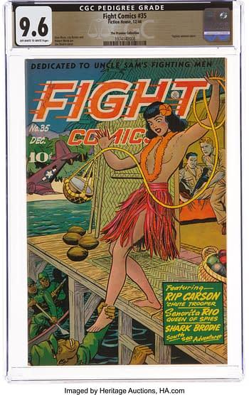 Fight Comics #35