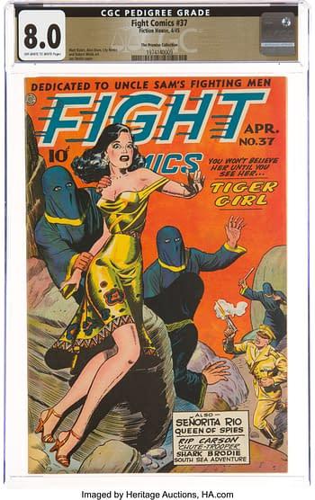 Fight Comics #37