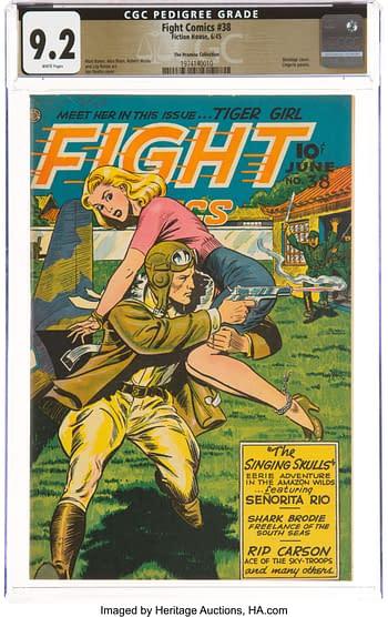 Fight Comics #38