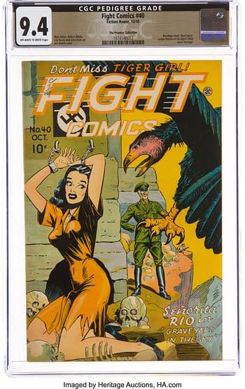 Fight Comics #39