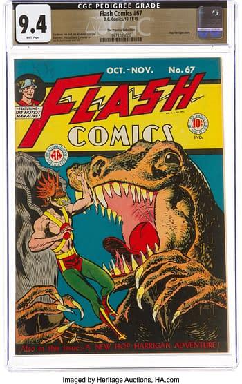 Flash Comics #67
