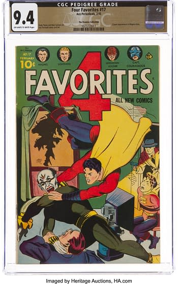Four Favorites #17