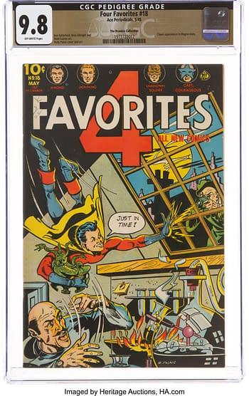 Four Favorites #18