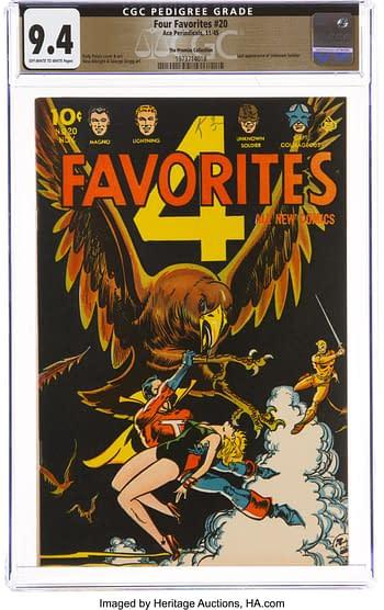 Four Favorites #20