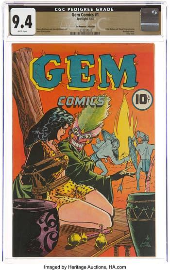 Gem Comics #1