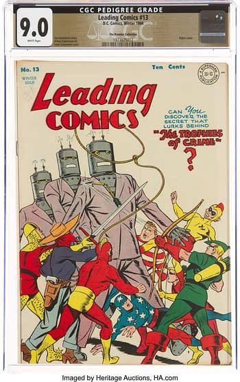 Leading Comics #13
