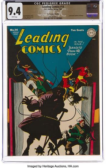 Leading Comics #14