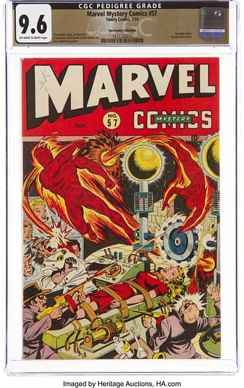 Marvel Mystery Comics #57