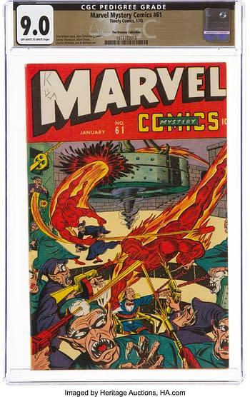 Marvel Mystery Comics #61