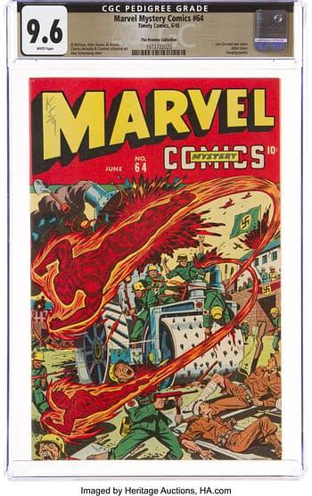 Marvel Mystery Comics #64