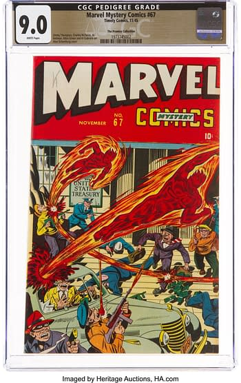 Marvel Mystery Comics #67