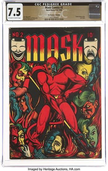 Mask Comics #2