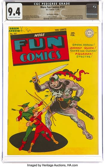 More Fun Comics #101