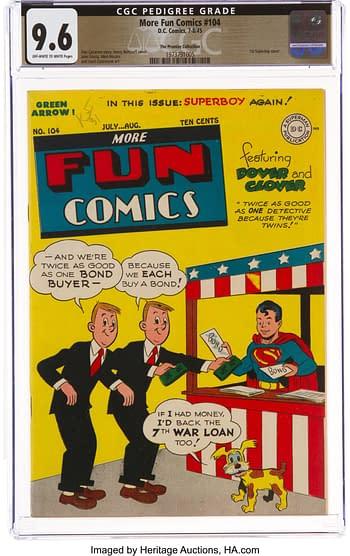 More Fun Comics #104